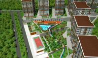 TR-134-3, Sea view apartment (4 rooms, 2 bathrooms) with spa area and balcony in Trabzon Ortahisar