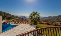 AL-167, Sea view villa with terrace and pool in Alanya Bektas