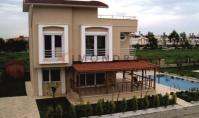 BE-110, Distant view villa with pool and terrace in Belek Centre