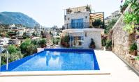 KA-107, Sea view real estate near the beach with terrace in Kalkan