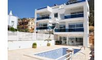 KA-134, Sea view real estate near the beach with terrace in Kalkan