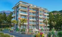 AL-182-1, Beachfront property (2 rooms, 1 bathroom) with view on the Mediterranean Sea and spa area in Alanya Kargicak