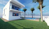BE-118, Mountain panorama villa with terrace and pool in Belek Centre