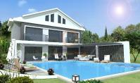 FE-154, Mountain panorama real estate with terrace and pool in Fethiye Oludeniz