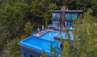 KS-193, Sea view property with terrace and pool in Kas