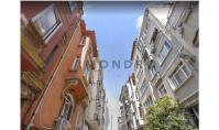 IS-507, Great Flat with 3 Rooms 95 m² Ready Tenant for Investment in Beyoğlu, Istanbul