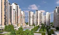 IS-571, Distant view real estate with spa area and underground parking space in Istanbul Bahcesehir