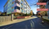 IS-595, Property with underground parking space and balcony in Istanbul Pendik