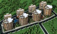 TR-205-2, Sea view real estate (5 rooms, 2 bathrooms) with spa area and fitness room in Trabzon Ortahisar