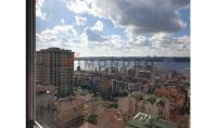 IS-625, Lake view real estate with balcony and underground parking space in Istanbul Kucukcekmece