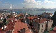 IS-654, Sea view property near the beach with terrace in Istanbul Besiktas