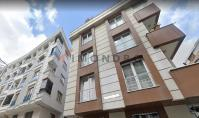 IS-664, Apartment with balcony and alarm system in Istanbul Gaziosmanpasa