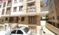 IS-667, Apartment with underground parking space and alarm system in Istanbul Uskudar
