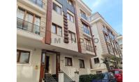 IS-673, Apartment with underground parking space and alarm system in Istanbul Uskudar