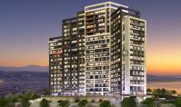 IS-687-2, Senior-friendly sea view apartment (2 rooms, 1 bathroom) with balcony in Istanbul Kartal