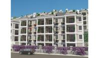 FE-359, Mountain view real estate with balcony and pool in Fethiye