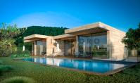 BO-208, Sea view villa with terrace and pool in Bodrum Centre