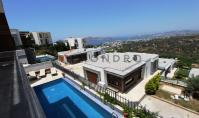 BO-268, Sea view property with terrace and pool in Bodrum Yalikavak
