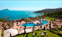 BO-272, Sea view property with terrace and pool in Bodrum Kadikalesi