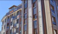 IS-715, Apartment with balcony and alarm system in Istanbul Uskudar