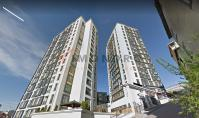 IS-761, Property with underground parking space and alarm system in Istanbul Kagithane