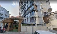 IS-764, New building real estate with balcony and pool in Istanbul Kagithane