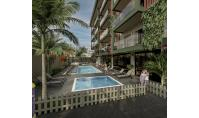 AL-546-2, Senior-friendly property (2 rooms, 1 bathroom) with view on the mountains and balcony in Alanya Oba
